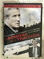 La Ombra Della Tradimento DVD Richard Gere Martin Sheen Spagnolo Inglese