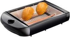 Flachtoaster Toaster Toastautomat 600W Röstgerät Brötchen Tischröstgerät NEU