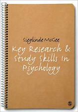 Key Research and Study Skills in Psychology by Sieglinde McGee (Paperback, 2010)