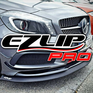 The Original EZ LIP PRO BODY KIT SPOILER TRIM SPLITTER for MERCEDES BMW EZLIP