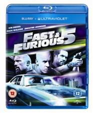 Michael Irby, Joaquim de Al...-Fast & Furious 5  Blu-ray NUEVO