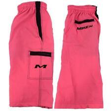 Miken Microfiber Shorts (Pink/Black) EXTRA LARGE