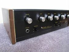 Vintage Sansui AU-101 Solid State Stereo Amplifier