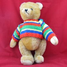 Vintage Hermann Teddy Bear W. Germany Growler