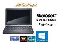 Dell Latitude E6320 Core i5-2520M 2.50GHz 8GB 320GB HDD Win10 Pro 64-BIT