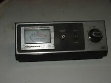 Vintage Field Strength Fs/Swr Tester meter by Micronta cat # 21-525A; Fast S&H