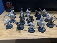 Metal Uruk Legolas Orc Warhammer Lord of the Rings Bundle NLP Gandalf LOTR X 20