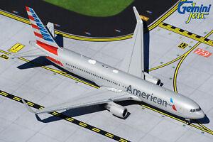 American Airlines Boeing 767-300ER N392AN Gemini Jets GJAAL1866 Scale 1:400