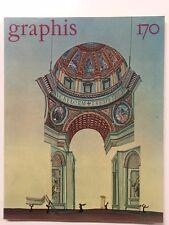 Graphis 170 Vintage International Design Advertising Illustration 1973-74 Herdeg