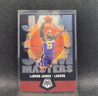 Lebron James Jam Masters Mosaic 2020 Panini #16 Los Angeles Lakers