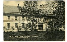 Germantown PA - THE OLD HAINES COLONIAL HOME - Postcard