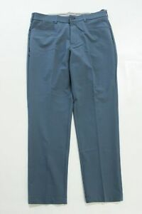 Walter Hagen Men's Perfect 11 5-Pocket Golf Pants KT4 Grey Slate Size 34x30 NWT