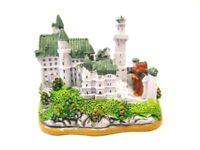 Schloss Neuschwanstein Castle  Modell,Souvenir Germany Deutschland,Neu
