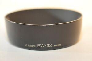 Canon EW-62 EW 62 hood for EOS EF 35-135mm f/4-5.6 USM lens Genuine
