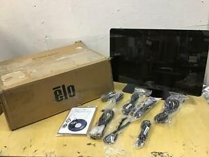 "Elo 2201L iTouch 22"" LED Touchscreen Monitor Black DVI VGA 1080p E382790 READ"