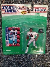 1997 Jamal Anderson #32 Starting Lineup With Card Mint Atlanta Falcons ATL