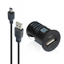 Car Charger fit Garmin GPS Oregon / Streetpilot /Tracking Device GTU /Garmin-Asu