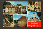 SALORNAY-sur-GUYE (71) VILLAS , EGLISE & CHATEAU en 1976
