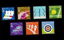 Isle of Man 2012 Olympische spelen London  postfris/mnh