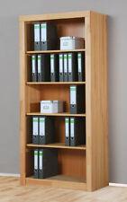 Aufbewahrungseinheiten aus MDF -/Spanplatten in Holzoptik mit Regalfächer 6
