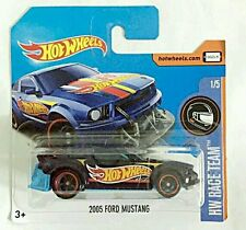 Hot Wheels 2017 UK SHORT CARDED Super Treasure Hunt 2005 Ford Mustang Limited
