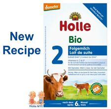 Holle Stage 2 Organic Infant Formula 600g Free Shipping