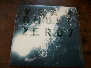Zero 7 - Yeah Ghost (Atlantic/2009) rare numbered promo CDr eska