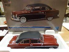 Precision Miniatures 1950 Ford Crestliner 1:18 Scale Diecast Model Replica Car