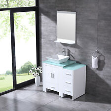 Wooden Bathroom Vanities | EBay