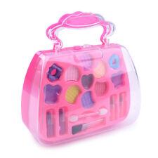 Princess Makeup Set For Kids Cosmetic Gift Kit Eyeshadow Lip Gloss Blushes