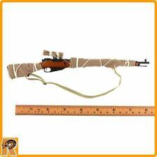 Vasily 10th Ann. (B Clean) - Mosin Nagant Sniper Rifle - 1/6 Scale - DID Figures