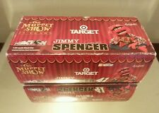 TARGET JIMMY SPENCER #41 INTREPID R/T MUPPETS ANIMAL 1:24 LIMITED ACTION ADULT