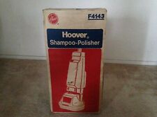 NEW Vintage Hoover F4143 Floor Shampoo Polisher Buffer Super Tank w/Brushes Pads