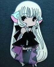 Chobits Chii Black Elegance anime Pin
