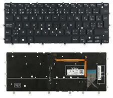 OEM NEW Canadian French keyboard DELL Latitude 9342 9343 9350 7347 7348/DE280-CF