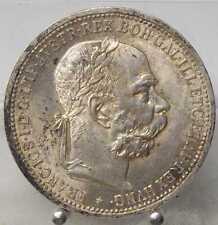 1 Krone 1900, Wien, Franz Joseph, Silber