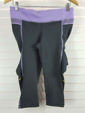 LULULEMON sz 12 (or 8 us ) womens cropped Leggings / pants  [#1070]