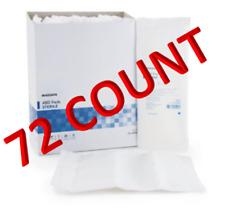 "McKesson Gauze Combine Pads - 8"" x 10"" Sterile Abdominal ABD Bandage - 72 pads"