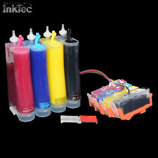 CIS InkTec Tinte ink Refillset 934 935 für HP OfficeJet 6800 6812 6815 6820 6825