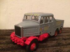 Corgi Modern Truck Heavy Haulage Scammell Constructor Sunter Unit Only 1/50