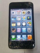 Apple iPod Touch 4th Gen. (A1367)- Black- 8Gb - Read Below