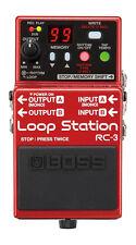 Boss Loop Station Rc-3 Neutwertig mit Garantie
