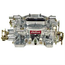 """B�Grade Remanufactured Edelbrock 600 cfm manual choke carburetor"