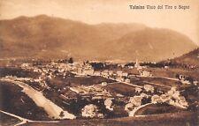 3538) SLOVENIA TOLMINO (TOLMIN) VISTO DAL TIRO A SEGNO.
