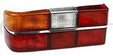 Volvo 240 Saloon 1983 - 1989 Tail lamp chrome/rim left