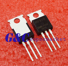 10PCS IRF610PBF IRF610 MOSFET N-CH 200V 3.3A TO-220AB Good Quality