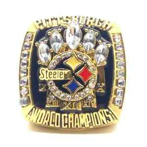 2005 Pittsburgh Steelers Championship ring NFL