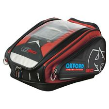 Oxford Motorbike/Motorcycle X30 QR Quick Release Tank Bag Luggage RED - OL267