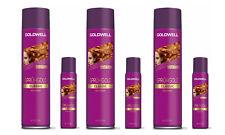 3 x Goldwell SPRÜHGOLD CLASSIC HAARSPRAY 600 ml + 100 ml = 2100 ml neues Design