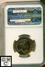"2006 Canada 1 Dollar ""Uncirculated Set Issue"" NGC MS-66"